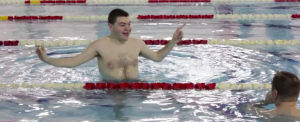 SafeMinds:  Andrew Swimming