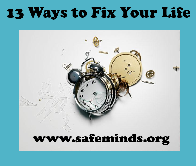 13-ways-to-fix-your-life