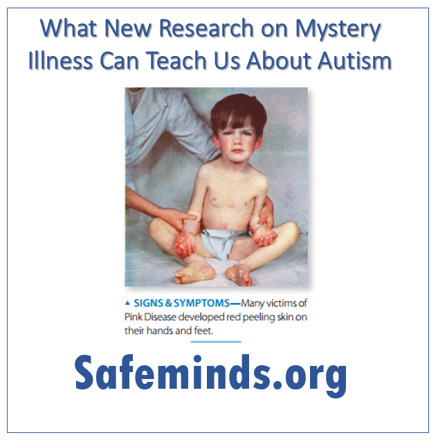 What new research on mystery illness can teach us about autism.